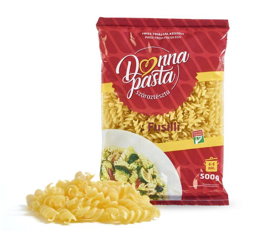 Gyermelyi Donna Pasta Fusilli