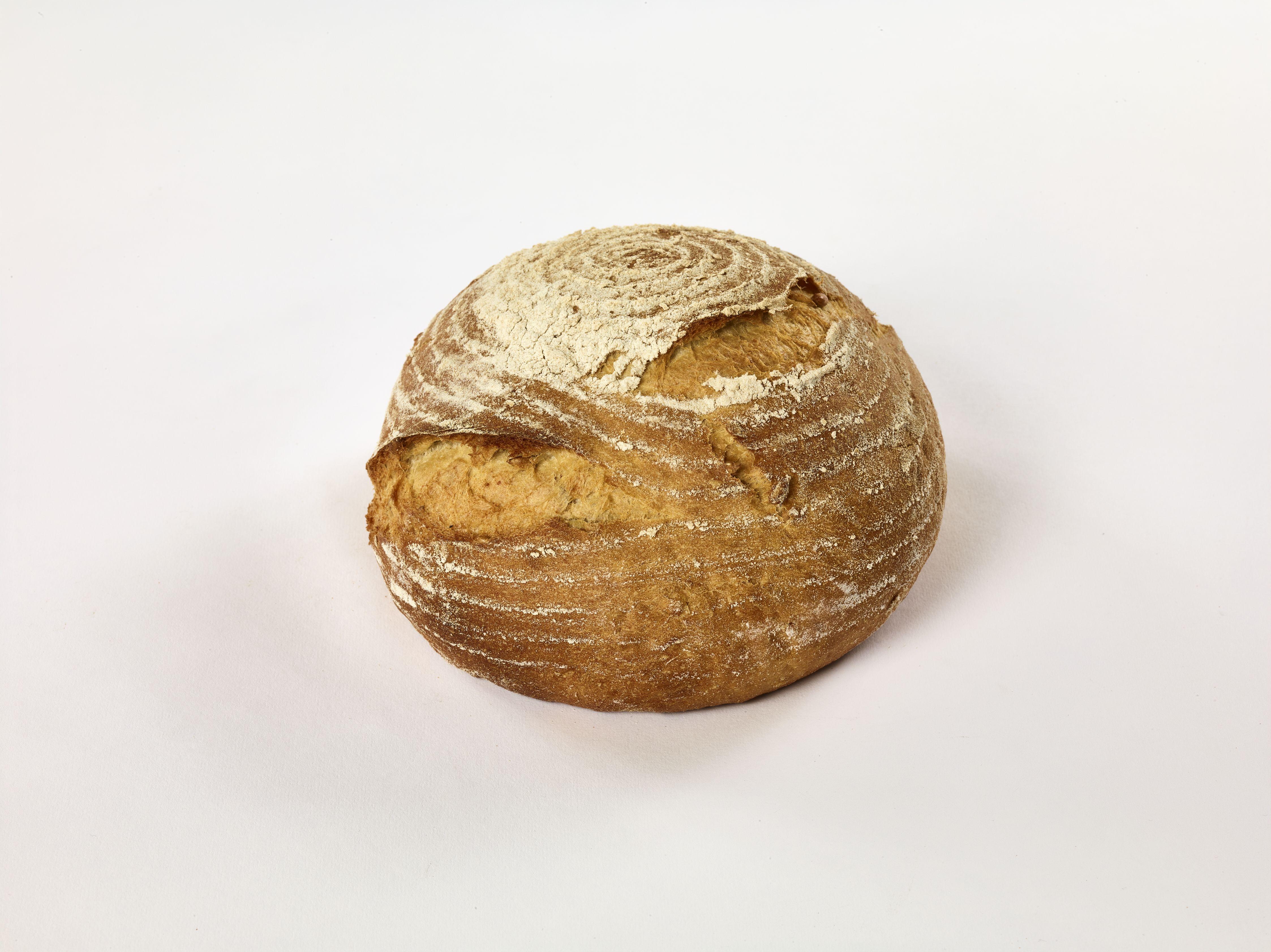 Rusztikus burgonyás kenyér