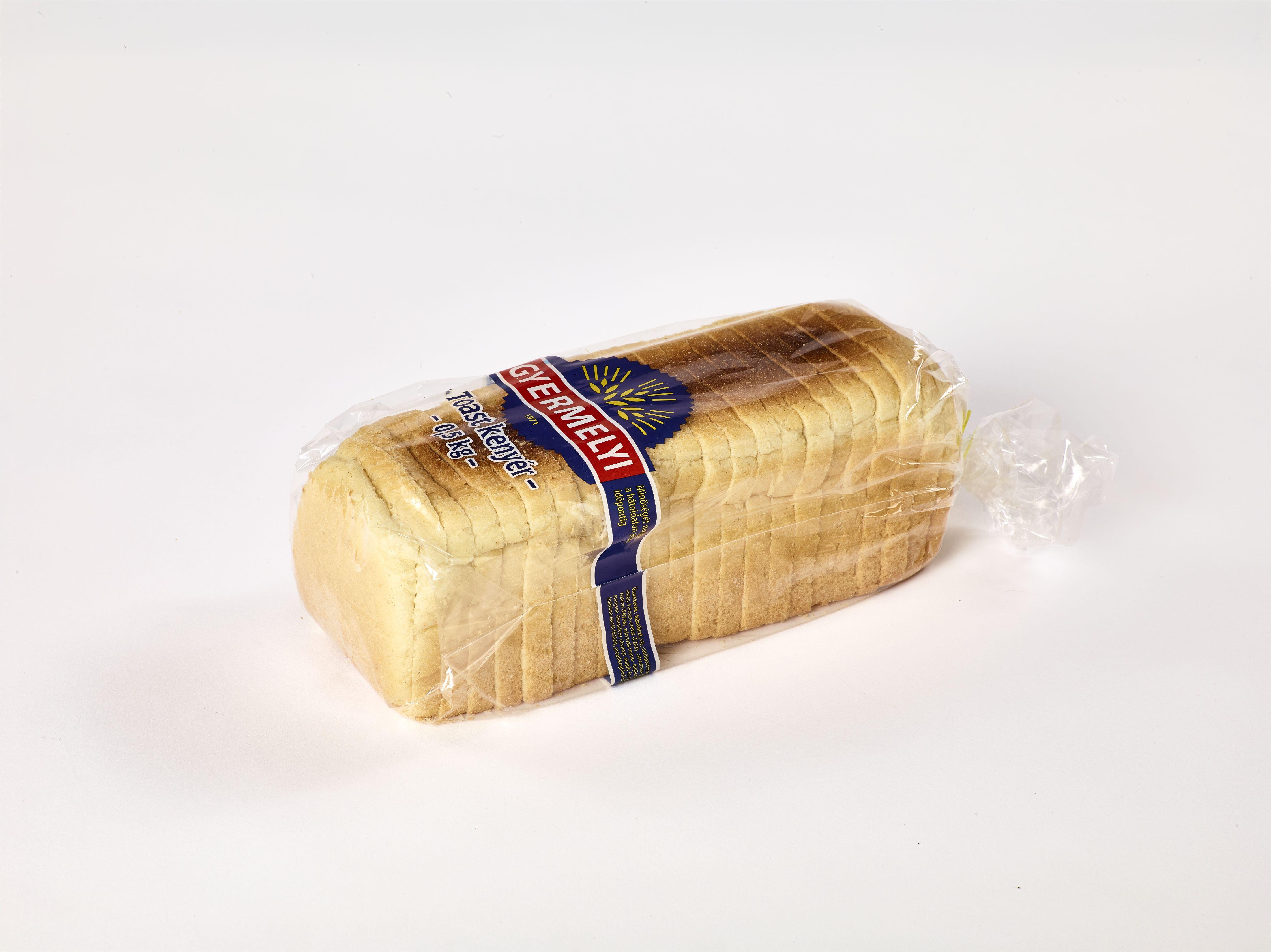 Toast kenyér