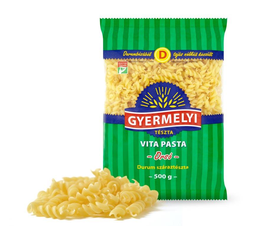Gyermelyi Vita Pasta Durum Orsó