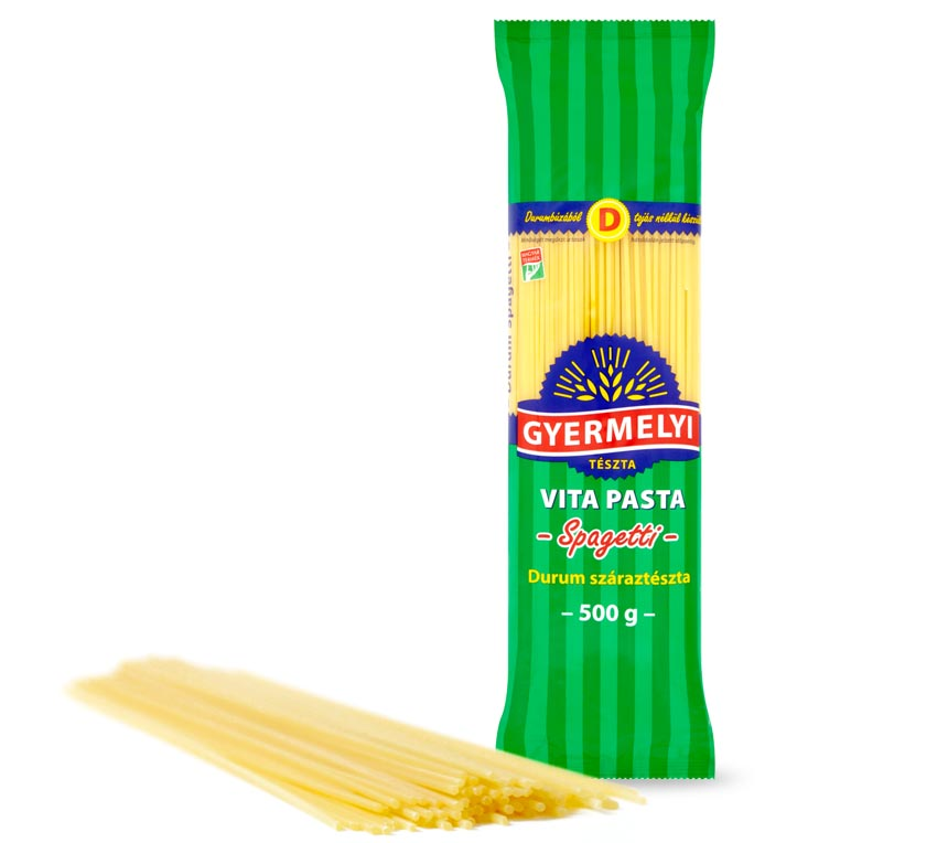 Gyermelyi Vita Pasta Durum Spagetti