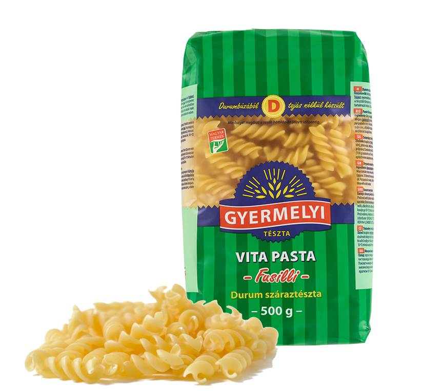Gyermelyi Vita Pasta Fusilli