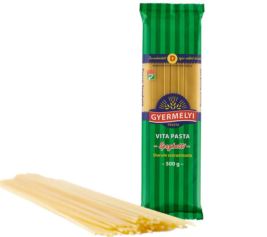 Gyermelyi Vita Pasta Spaghetti