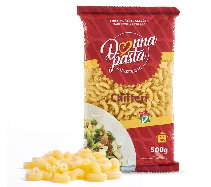 Gyermelyi Donna Pasta Chifferi