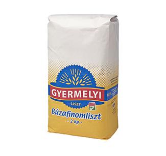 Gyermelyi Finomliszt 2 kg